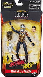 Marvel Legends Wasp MCU Figure