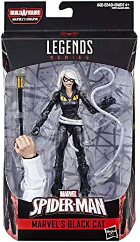 Marvel Legends Black Cat Figure
