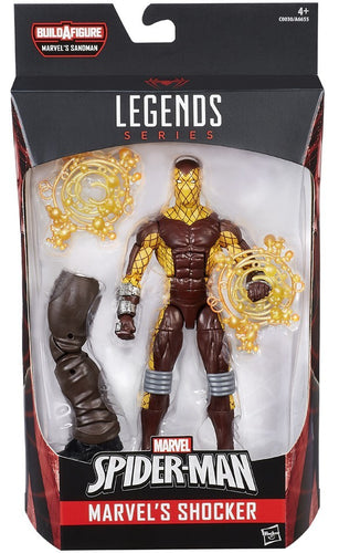 Marvel Legends Shocker Figure