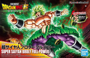Dragon Ball Figure Rise Model Kit DBS Broly (Movie)
