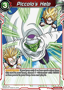 Piccolo's Hope - BT2-032