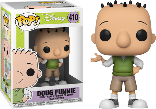 Funko Pop Figure - Doug Doug Funnie
