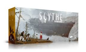 Scythe The Wind Gambit Expansion - Board Game