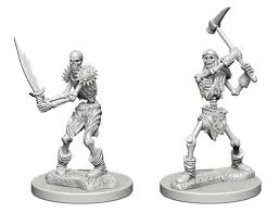 Dungeons & Dragons Skeletons Figure - DND Mini