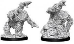 Dungeons & Dragons Xorn Figure - DND Mini
