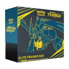 SM Team-Up Elite Trainer Box - Pokemon Sealed