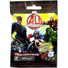 Dice Masters Age of Ultron Booster Pack