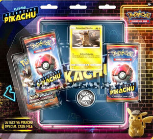 Pokemon Detective Pikachu - Pikachu Special Case File - Pokemon Sealed