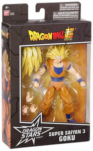 Dragon Ball Dragon Stars Super Saiyan 3 Goku Figure