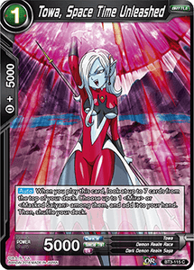 Towa Space Time Unleashed - BT3-115