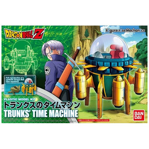 Dragon Ball Figure-Rise Mechanics Trunks Time Machine - Model Kit