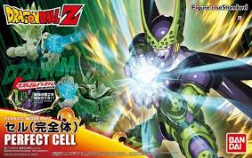 Dragon Ball Figure-Rise Perfect Cell - Model Kit