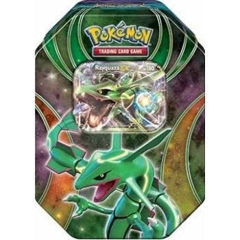 Pokemon Sealed Rayquaza EX Tin