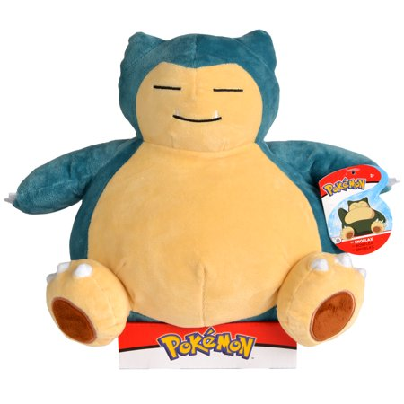 Pokemon Snorlax 12 inch Plush
