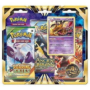 Pokemon Sealed Giratina 3 pack