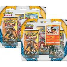 Pokemon Sealed Togedemaru/Litten 3 pack