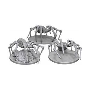 Dungeons & Dragons Mini Spiders Figure - DND Mini