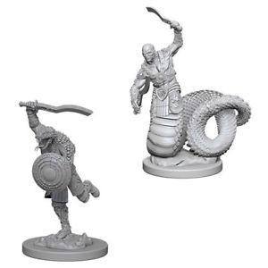 Dungeons & Dragons Yuan-Ti Malisons Figure - DND Mini