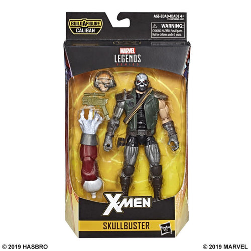 Marvel Legends X-Men - Skullbuster Figure