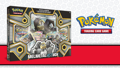 Metal Metal GX Box - Pokemon Sealed