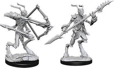 Dungeons & Dragons Thri-Kreen Figure - DND Mini
