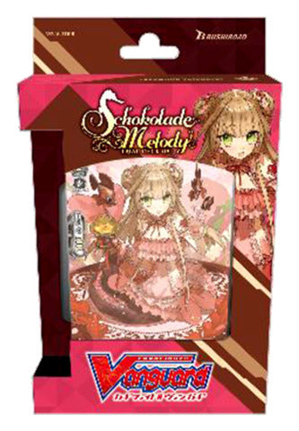 CardFight Vanguard Starter / Trial Deck Schokolade Melody - CFV Sealed