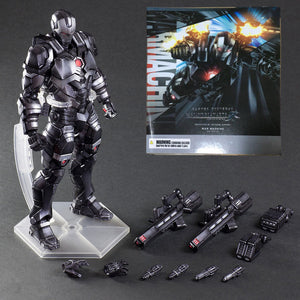 Marvel Play Arts Kai War Machine Figure