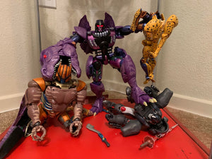 Masterpiece Beast Wars Megatron MP-43 - Transformers Figure