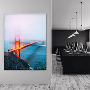 Prints für Büro & Home-Office BRIDGE von DotComCanvas