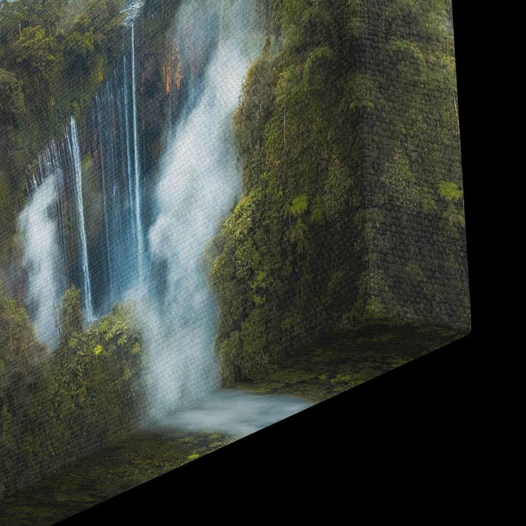 Prints für Büro & Home-Office WATERFALL VULCANO von DotComCanvas