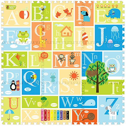 Interactive Playmat i-Mat™: Alphabet (9pcs)