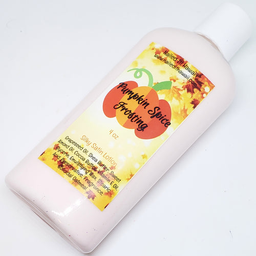 Silky Satin Body Lotion