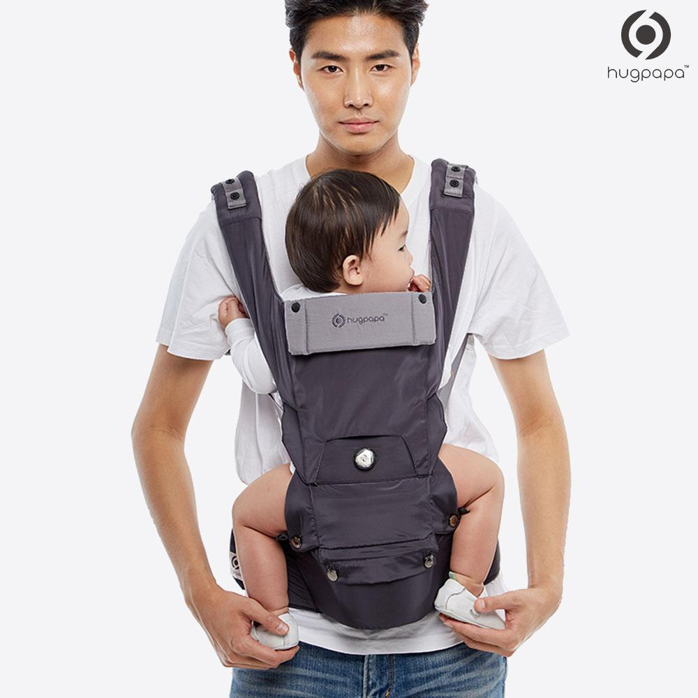 47092a853c5 Dial-Fit 3-in-1 Hip Seat Baby Carrier – Hugpapa Singapore