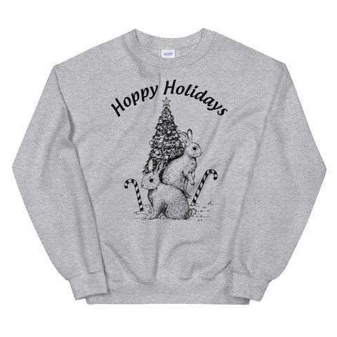 Hoppy Holidays sweatshirt