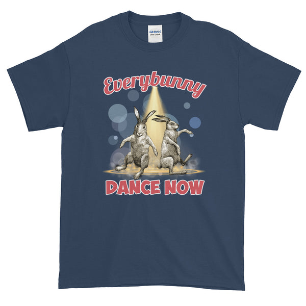 Everybunny Dance Now t-shirt