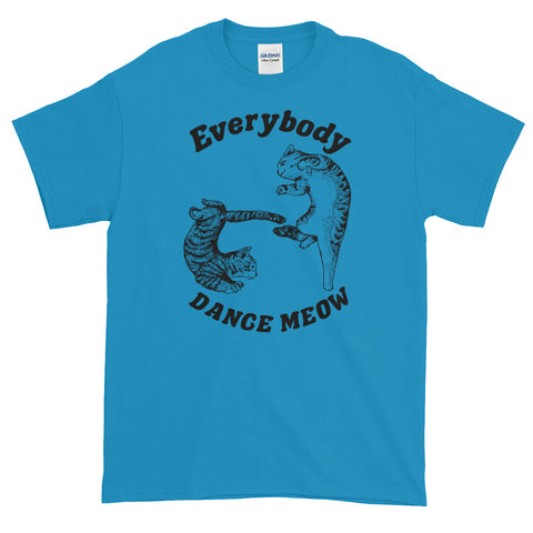 Everybody Dance Meow Cat t-shirt