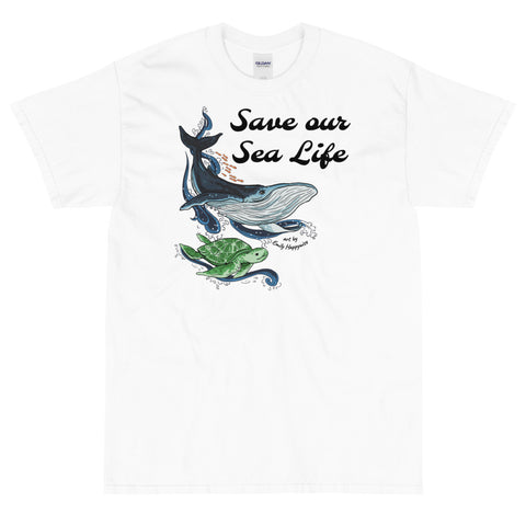 Save Our Sea Life t-shirt
