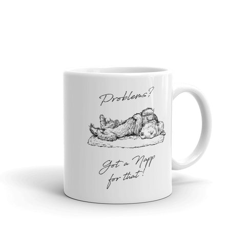 Got a Napp for that! Dog mug