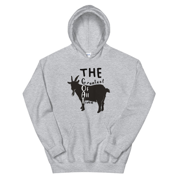 Greatest Of All Time GOAT hoodie