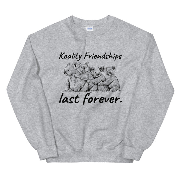 Koality Friendships Koala Sweatshirt
