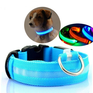 LED Night Safety Pet/Dog Collar
