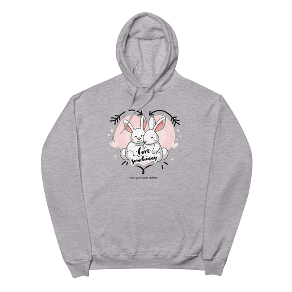 Save rabbits(Love Somebunny) hoodie