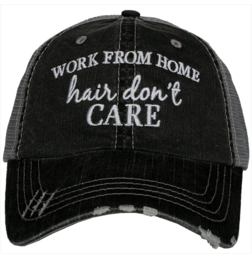 Trucker Hat- Work From Home