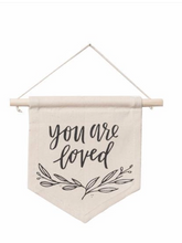 Load image into Gallery viewer, You are Loved Hang Sign