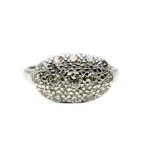 14k .60ctw Diamond Ring