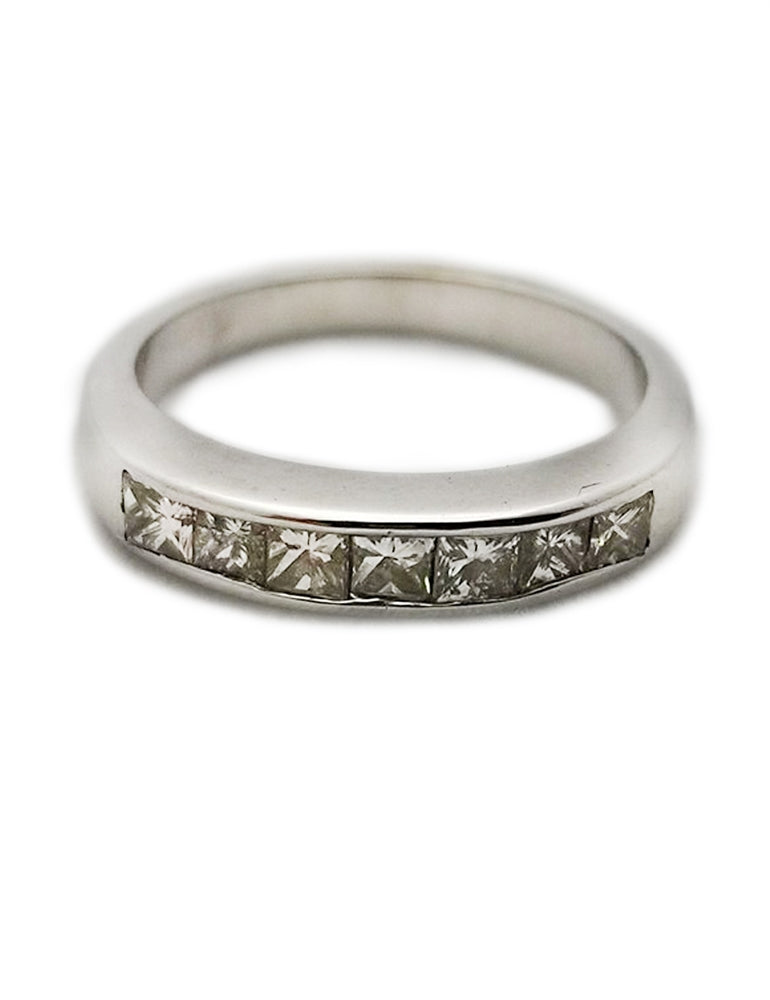 14kw Diamond 1.00ct  Diamond Band