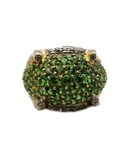 14k, 3.0ctw Tsavorite Fashion Ring