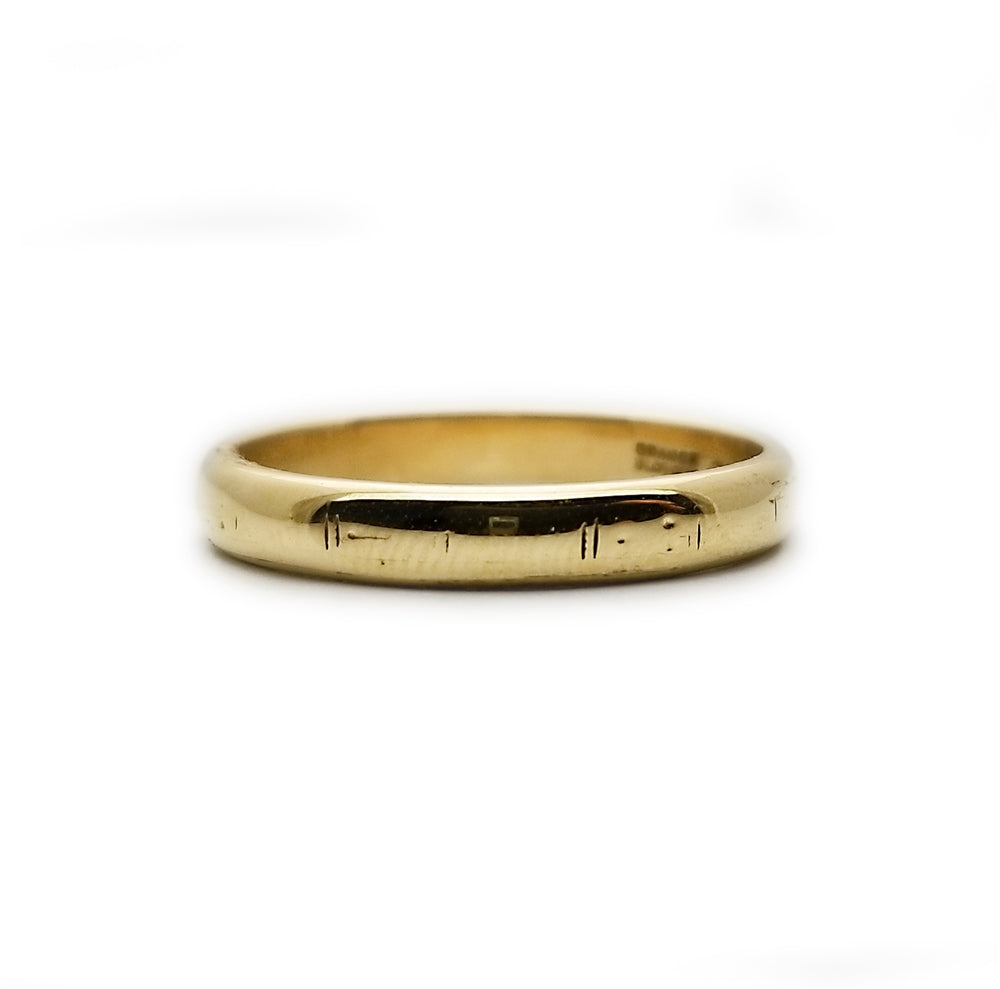 14k Fashion Band