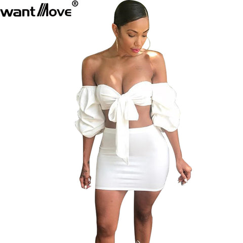 Wantmove women 2018 off the shoulder