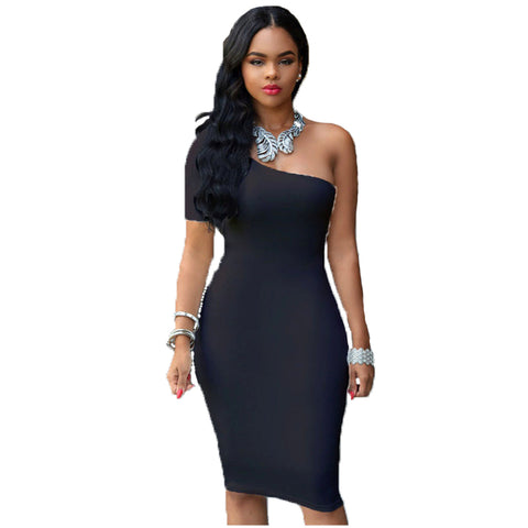 2018 New Night Club Summer Women Dress